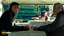 A still #8 from The American (2010) with George Clooney and Johan Leysen