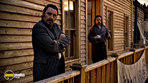 A still #59 from Deadwood: Series 1 with Ian McShane