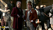 A still #53 from Deadwood: Series 1 with Powers Boothe