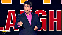 Still #7 from Michael McIntyre: Live and Laughing