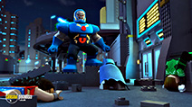 Still #2 from Lego DC Super Heroes: Justice League: Attack of the Legion of Doom!