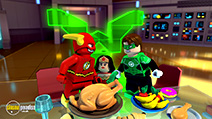 Still #5 from Lego DC Super Heroes: Justice League: Attack of the Legion of Doom!