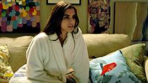A still #3 from Knock Knock (2015) with Lorenza Izzo