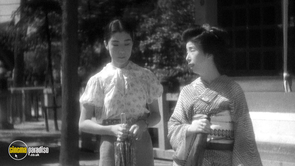 Sisters of the Gion (aka Gion no Shimai) online DVD rental