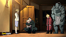 Still #7 from Full Metal Alchemist Brotherhood: Vol.1