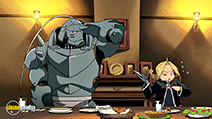 Still #8 from Full Metal Alchemist Brotherhood: Vol.1