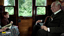 A still #19 from Mr. Holmes with Ian McKellen and Kit Connor