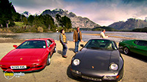 Still #6 from Top Gear: Patagonia Special