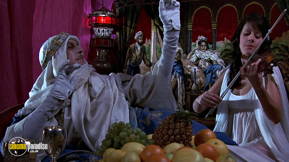 Dr. Phibes Rises Again online DVD rental