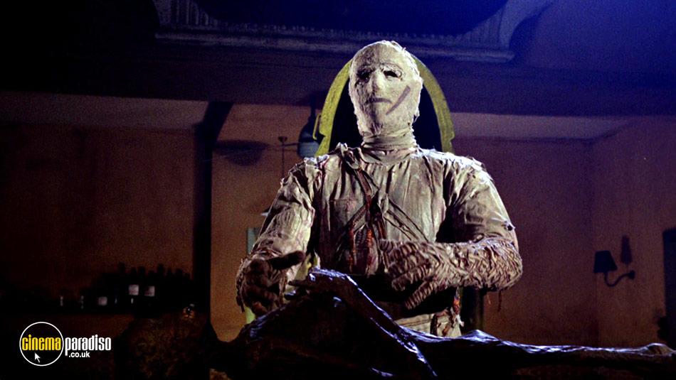 The Mummy's Shroud online DVD rental