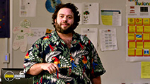 A still #4 from Barely Lethal (2015) with Dan Fogler