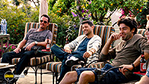 A still #7 from Entourage (2015) with Kevin Dillon, Adrian Grenier and Jerry Ferrara