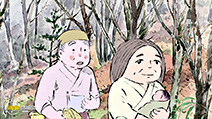 Still #4 from The Tale of the Princess Kaguya