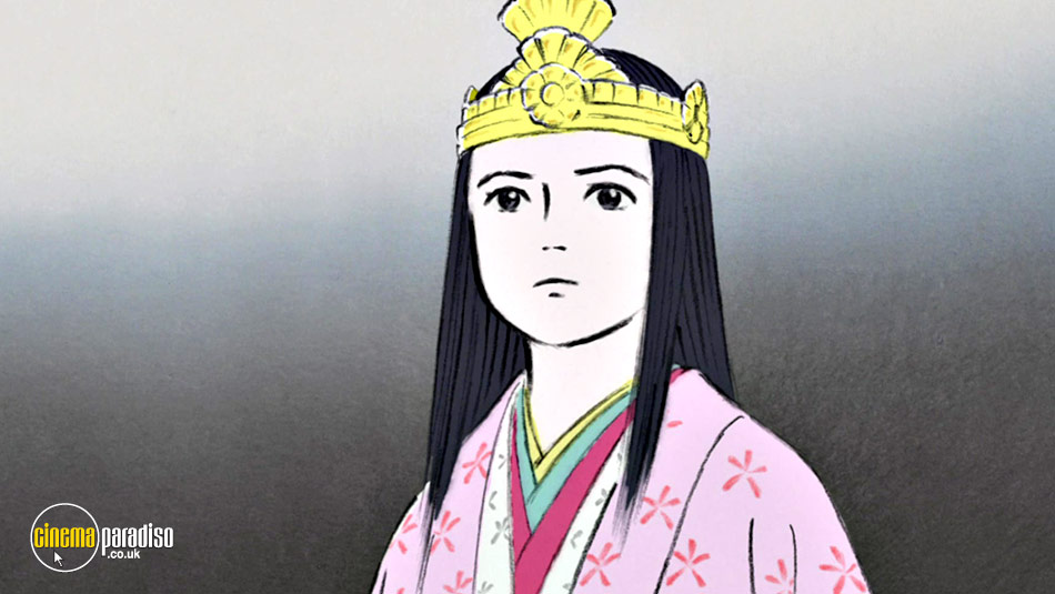 The Tale of the Princess Kaguya (aka Kaguyahime no monogatari) online DVD rental