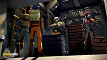 Still #4 from Star Wars Rebels: Series 1