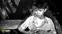 A still #3 from Forbidden Games (1952) with Georges Poujouly