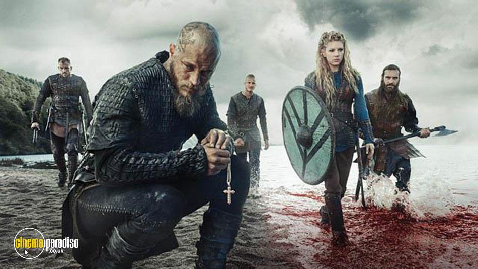 Vikings: Series 3 online DVD rental