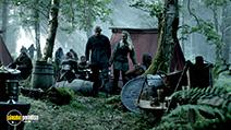 A still #6 from Vikings: Series 3 (2015) with Katheryn Winnick and Gustaf Skarsgård