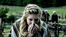 A still #4 from Vikings: Series 3 (2015) with Katheryn Winnick
