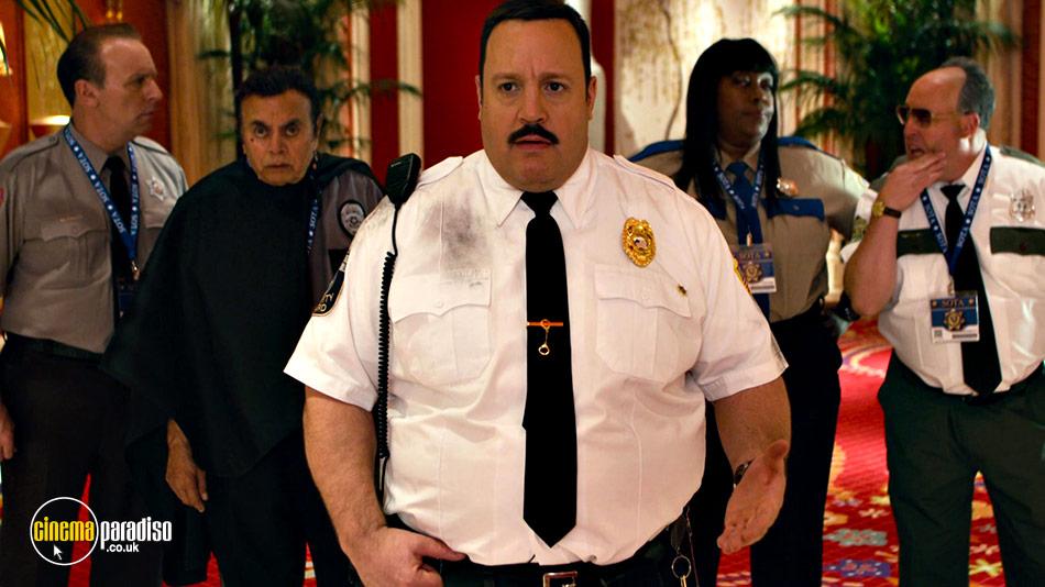 Paul Blart: Mall Cop 2 online DVD rental
