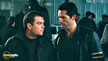 A still #8 from Green Street 3: Never Back Down (2013) with Scott Adkins and Jack Doolan