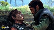 A still #52 from Tropic Thunder with Ben Stiller and Robert Downey Jr.