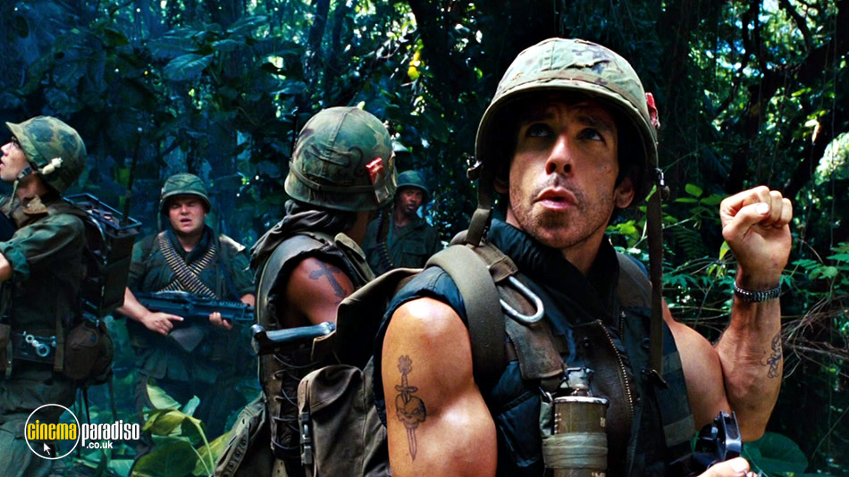 Tropic Thunder online DVD rental