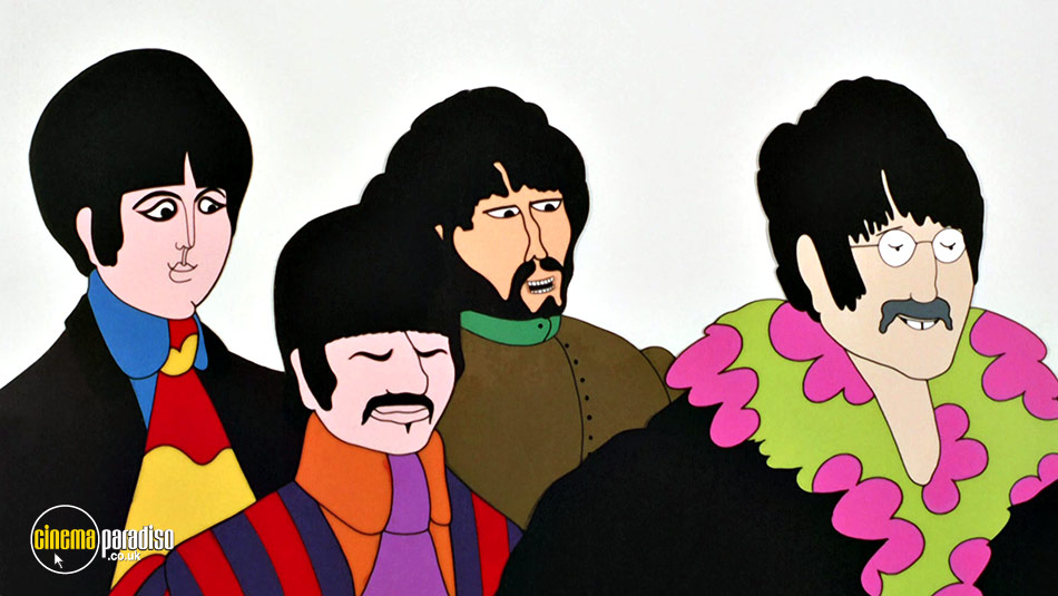 The Beatles: Yellow Submarine online DVD rental