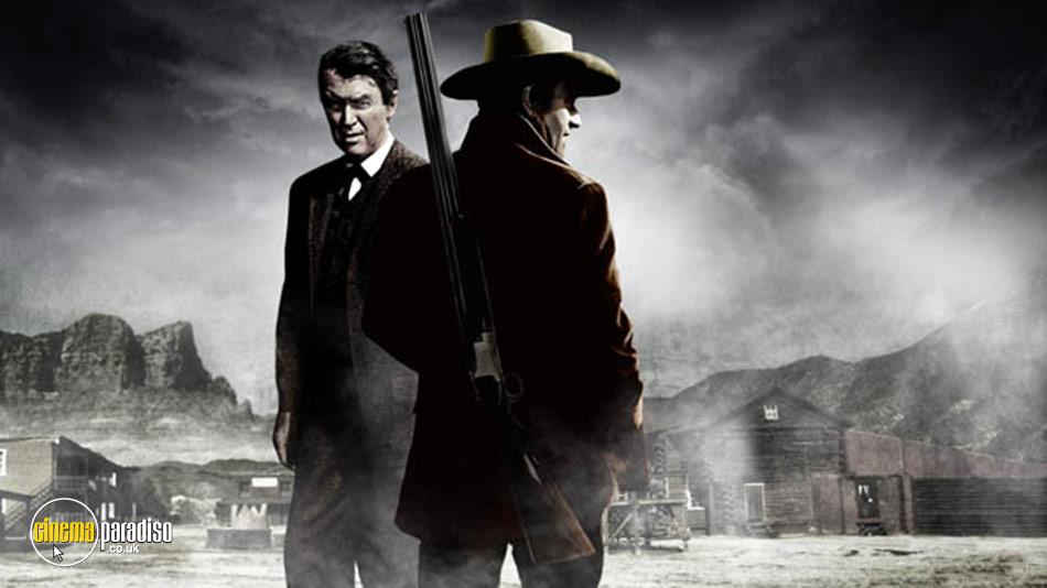 The Man Who Shot Liberty Valance online DVD rental