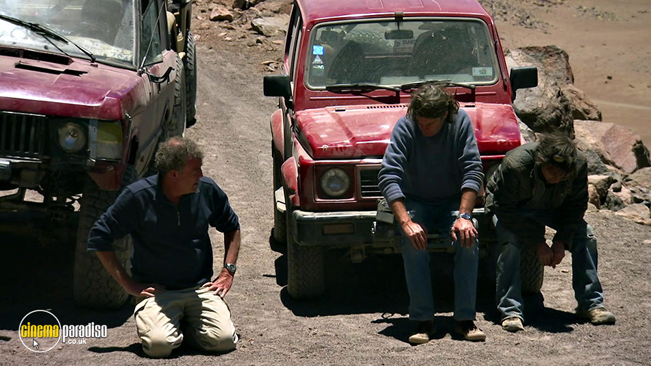 Top Gear: The Great Adventures 3: South America Special online DVD rental