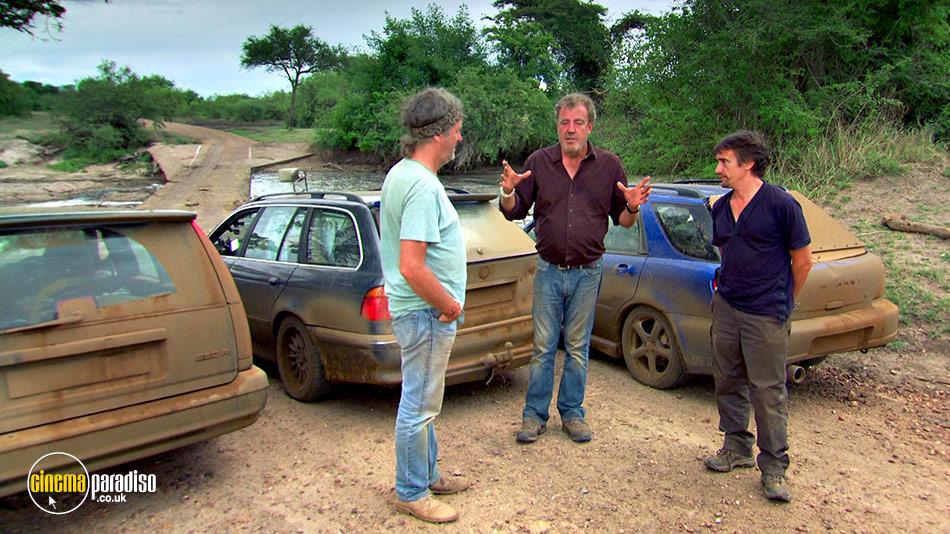 Top Gear: The Great African Adventure online DVD rental