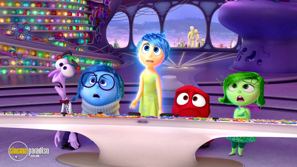 Inside Out online DVD rental