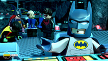 Still #4 from LEGO: Justice League vs. Bizarro League