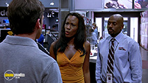A still #28 from The 40 Year-Old Virgin with Romany Malco