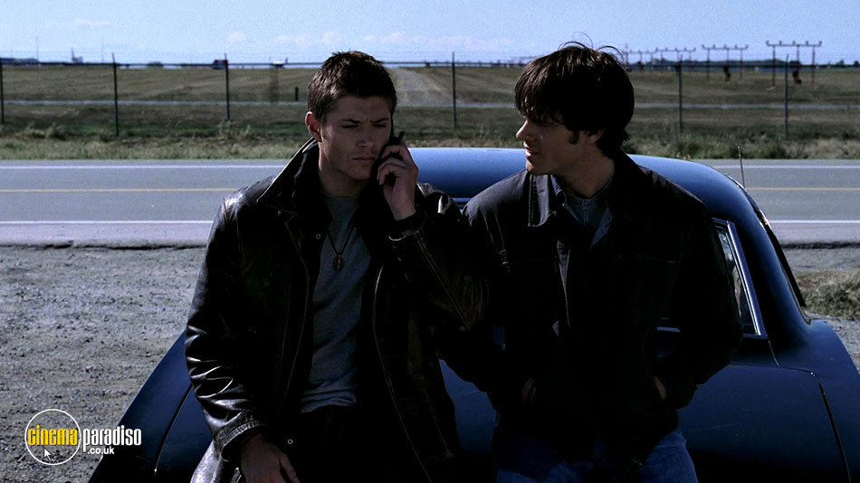 Supernatural: Series 1: Part 1 online DVD rental