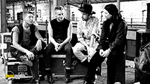 Still #2 from U2: Rattle and Hum
