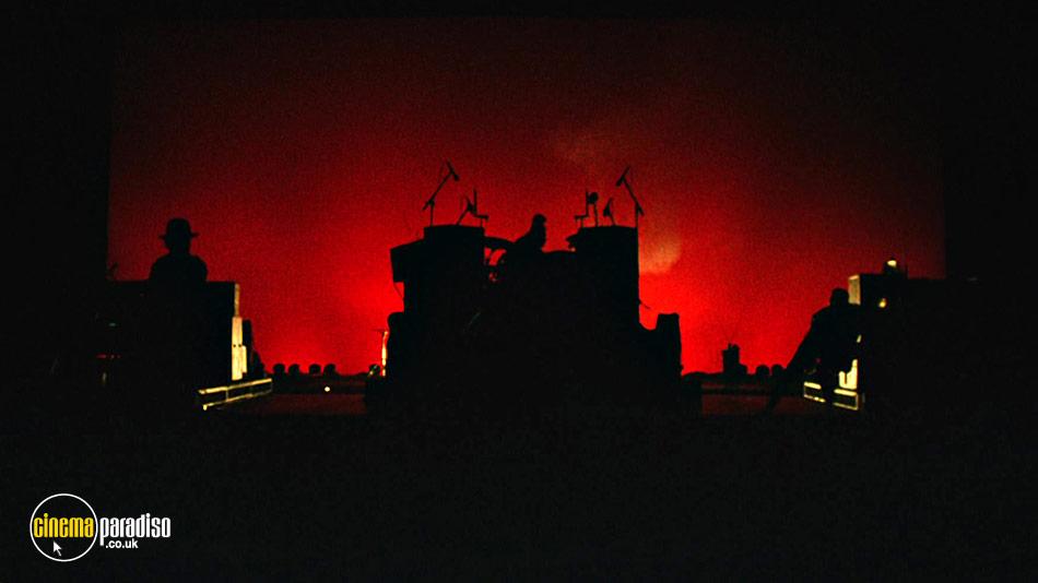 U2: Rattle and Hum online DVD rental