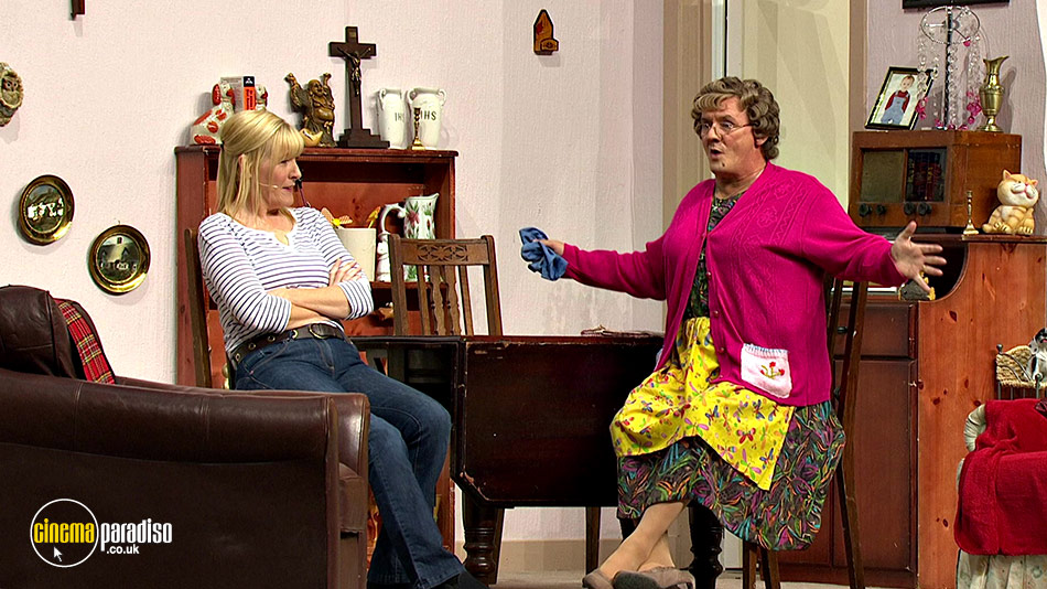Mrs. Brown's Boys: Live Tour: For the Love of Mrs. Brown online DVD rental