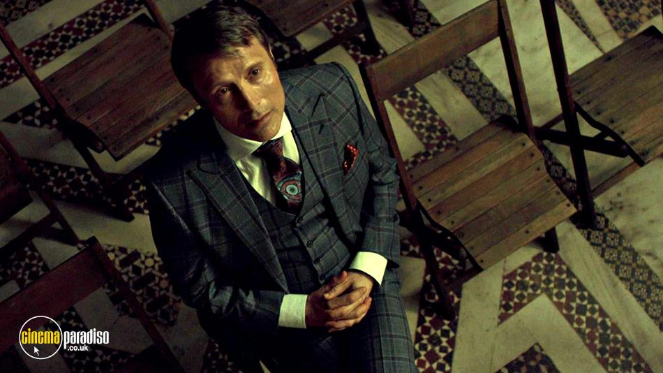 Hannibal: Series 3 online DVD rental