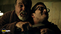 A still #8 from Extraterrestrial (2014) with Michael Ironside and Jesse Moss
