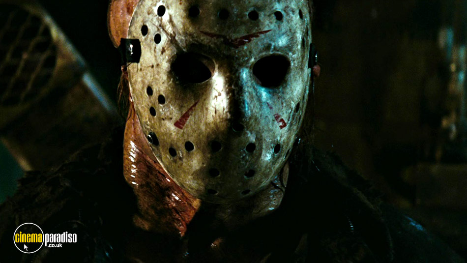 Friday the 13th online DVD rental