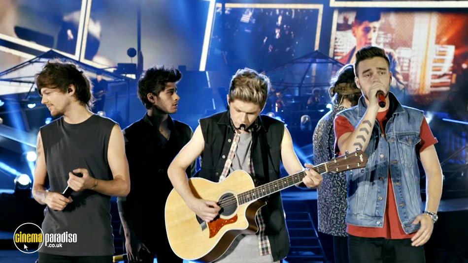 One Direction: Where We Are: Live from San Siro Stadium online DVD rental