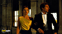 A still #27 from Mission Impossible: Rogue Nation with Tom Cruise and Rebecca Ferguson