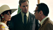A still #21 from The Man from U.N.C.L.E. with Armie Hammer and Alicia Vikander