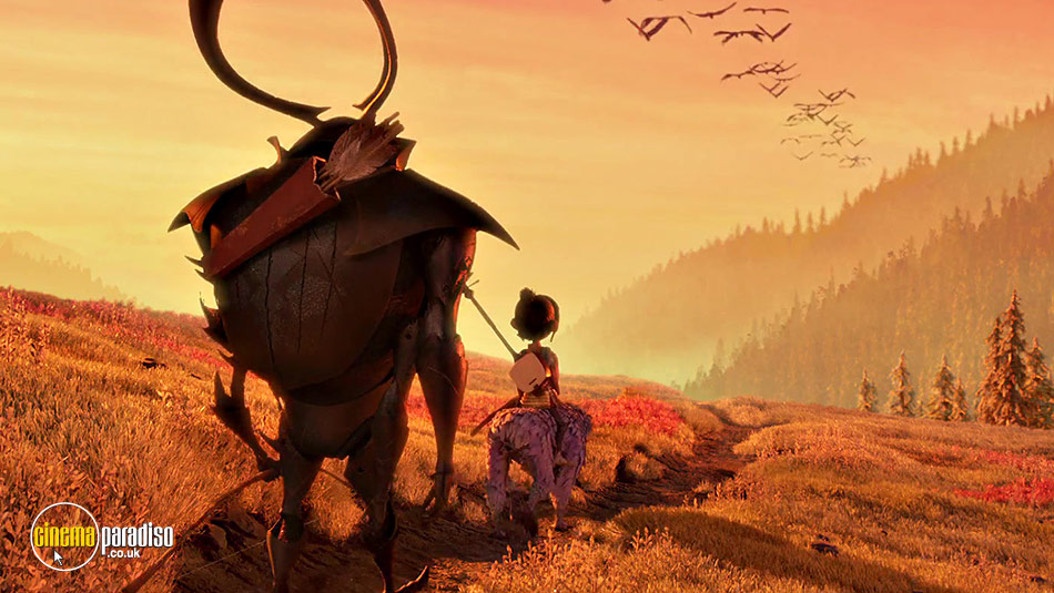 Kubo and the Two Strings online DVD rental