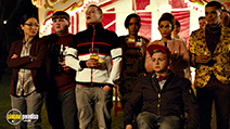 A still #6 from The Bad Education Movie (2015) with Layton Williams, Charlie Wernham, Ethan Lawrence, Nikki Runeckles, Jack Binstead, Kae Alexander and Weruche Opia