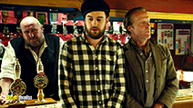 A still #2 from The Bad Education Movie (2015) with Iain Glen and Jack Whitehall