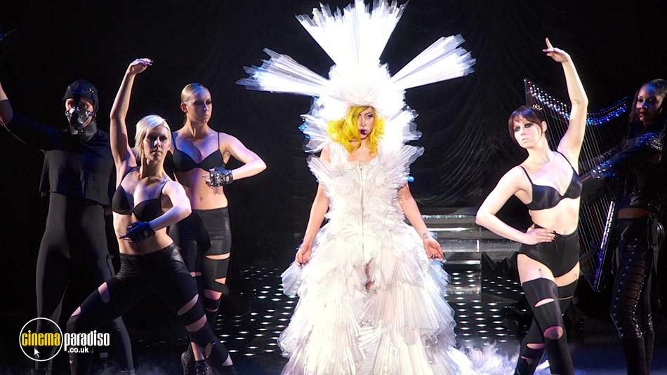 Lady Gaga Presents: The Monster Ball Tour at Madison Square Garden online DVD rental