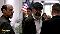 A still #49 from Homeland: Series 3 with F. Murray Abraham and Mandy Patinkin