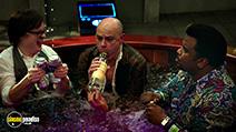 A still #9 from Hot Tub Time Machine 2 (2015) with Craig Robinson, Rob Corddry and Clark Duke
